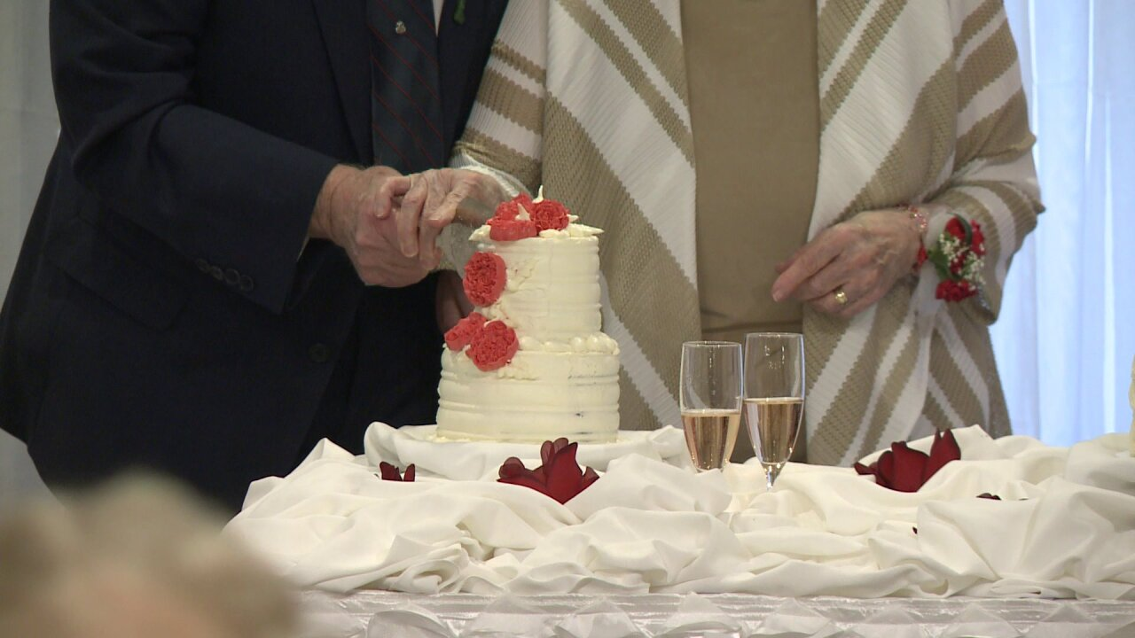 A lifetime of love: Senior couples renew vows in Virginia Beach
