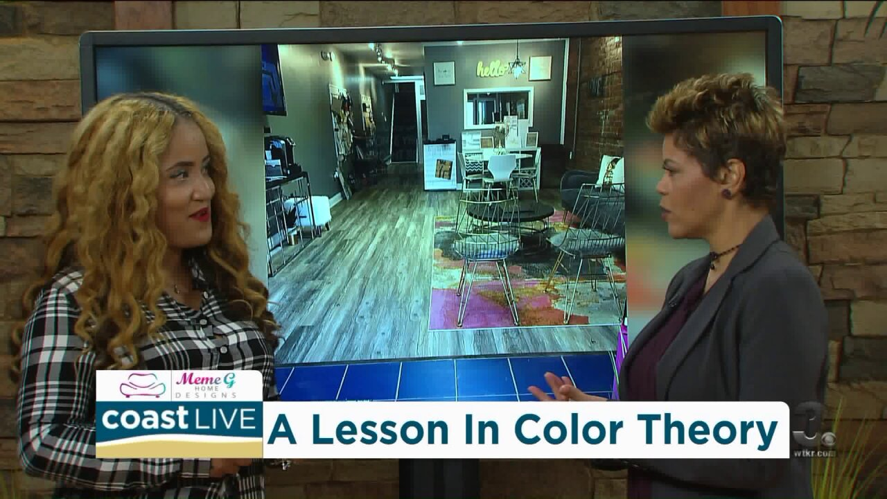 A lesson in color from the eye of a designer on Coast Live