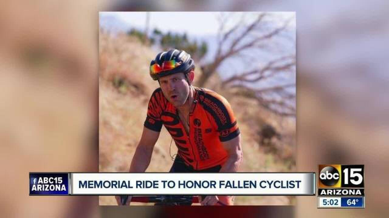 Family holding community bike ride one year after deadly South Mountain crash