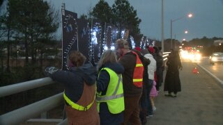 Local teachers shine a light on lack of funding ahead of next week's rally at theCapitol