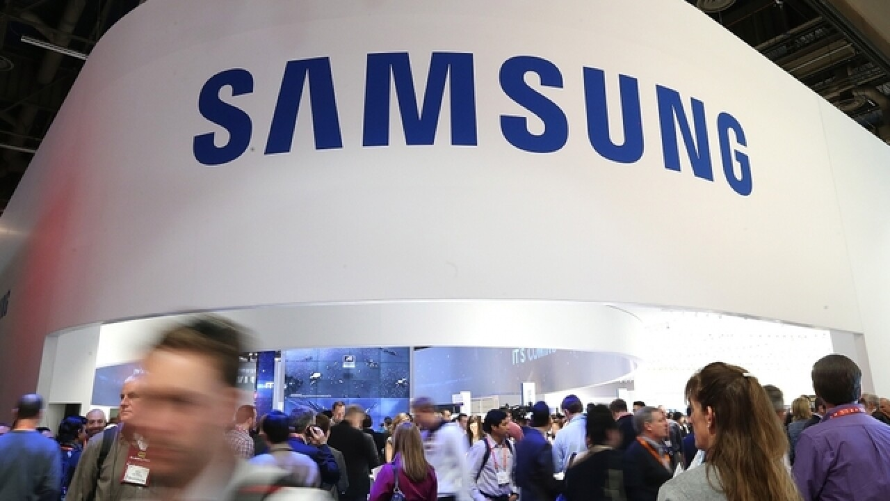 Explosion claims: Samsung recalls phones