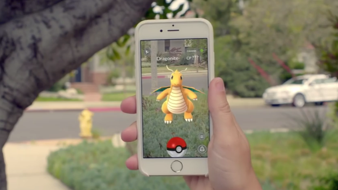 Capture Pokemon in your own neighborhood with new Pokémon GO smartphone game
