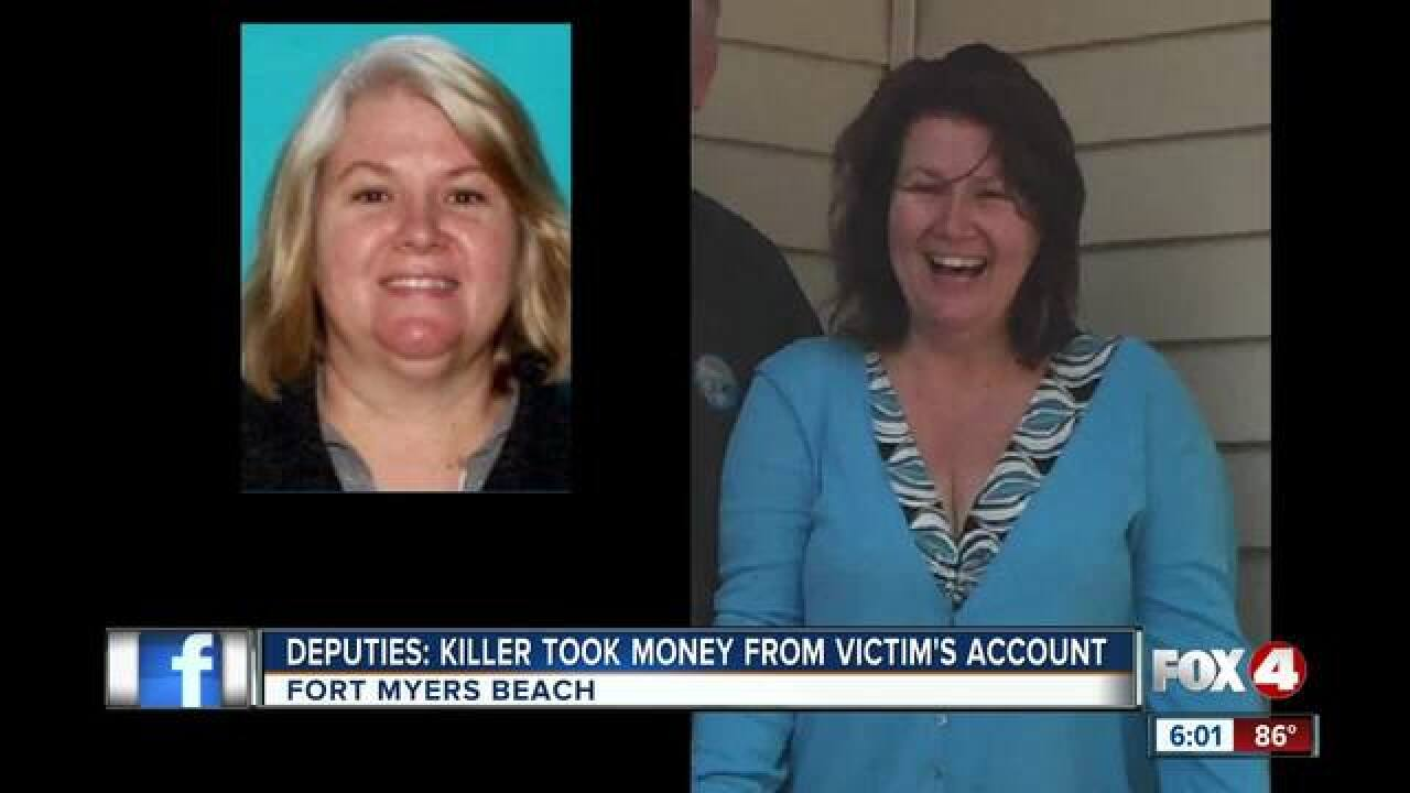 Timeline in the search for Lois Riess