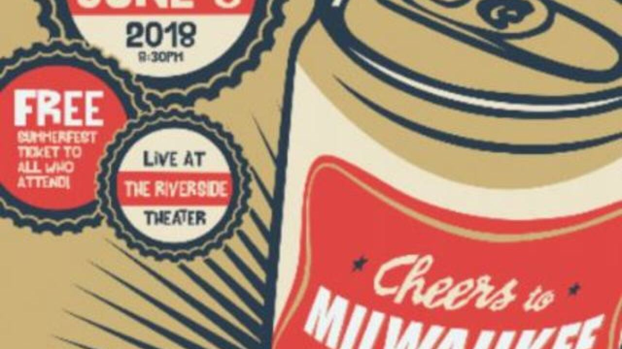 "Miller Brewing and Riverside Theater host another ""Cheers to Milwaukee"" surprise concert"