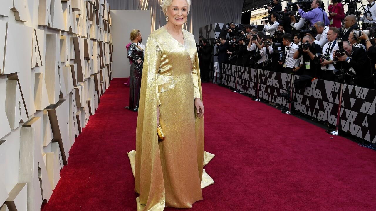 ee7140f4 Glenn Close says she got overwhelmed thinking of Oscar