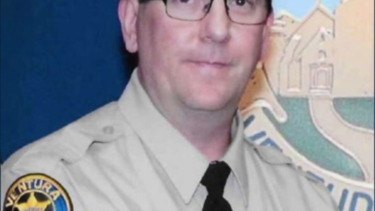 Procession set for Ventura County Sheriff's Sergeant killed in Thousand Oaks shooting