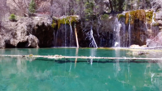 Colorado man who entered Hanging Lake area charged in federal court