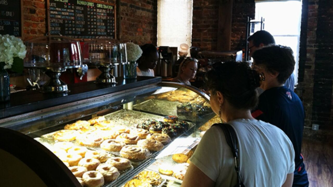 Shop at a local business, get a free Sugar Shack doughnut on Sept. 23