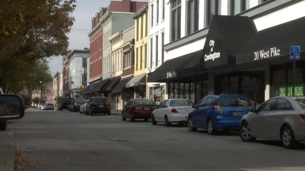 Covington Pike street