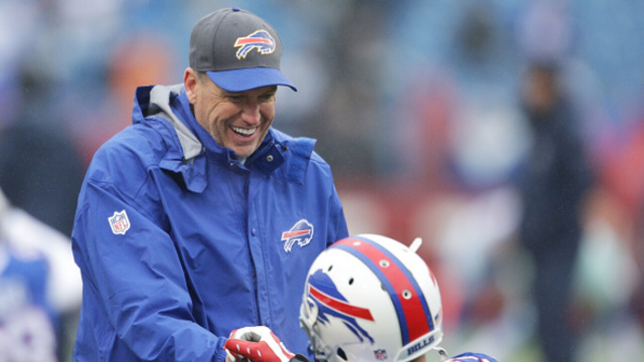 Joe B: 5 takeaways from Bills HC Rex Ryan (4/19)
