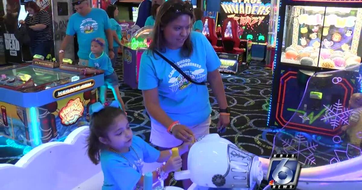 Local children with Cancer celebrate life with some fun