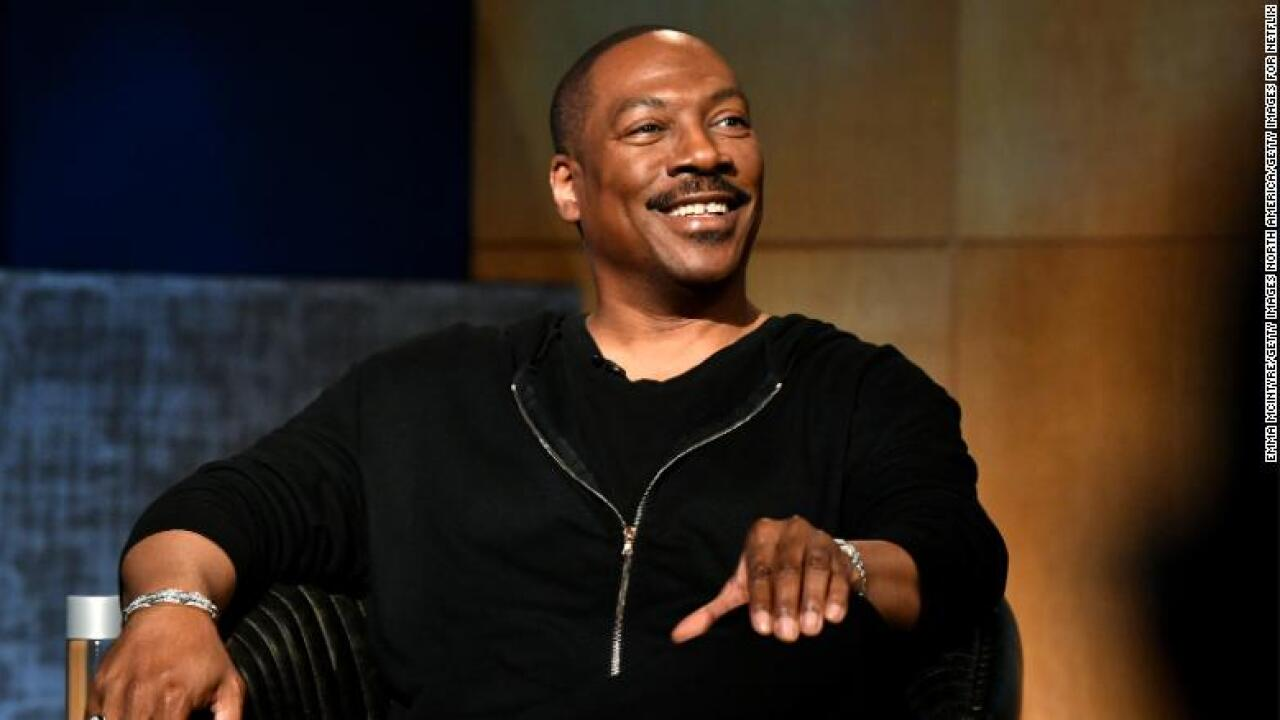 'SNL' announces Eddie Murphy will host this fall