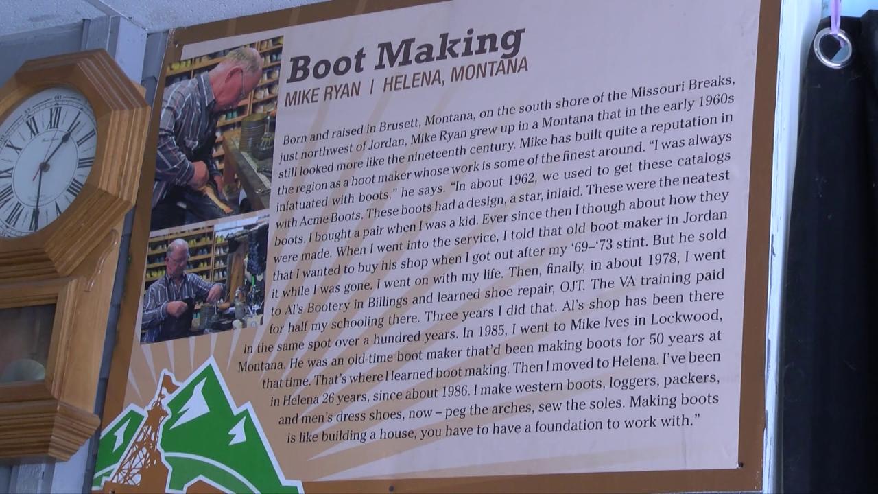 Ryan's Boot & Shoe Repair