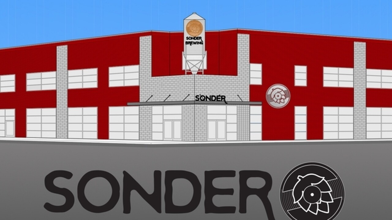 Sonder Brewing putting more than beer on tap in Warren County
