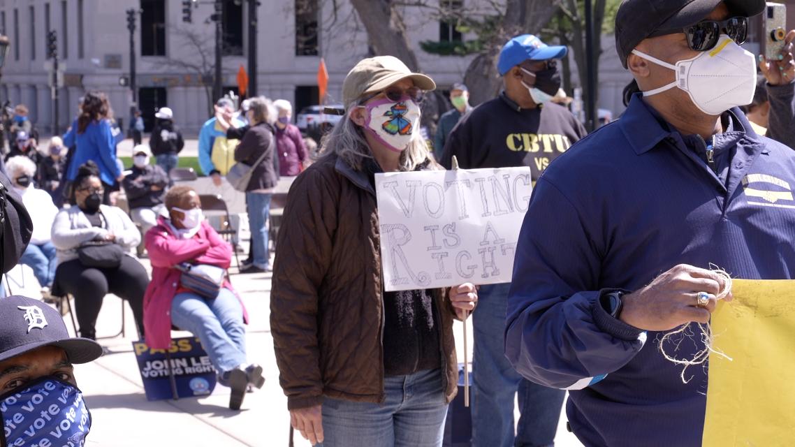 Call to Action Rally