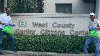 The West County Senior Center will reopen this Wednesday for the first time since March.