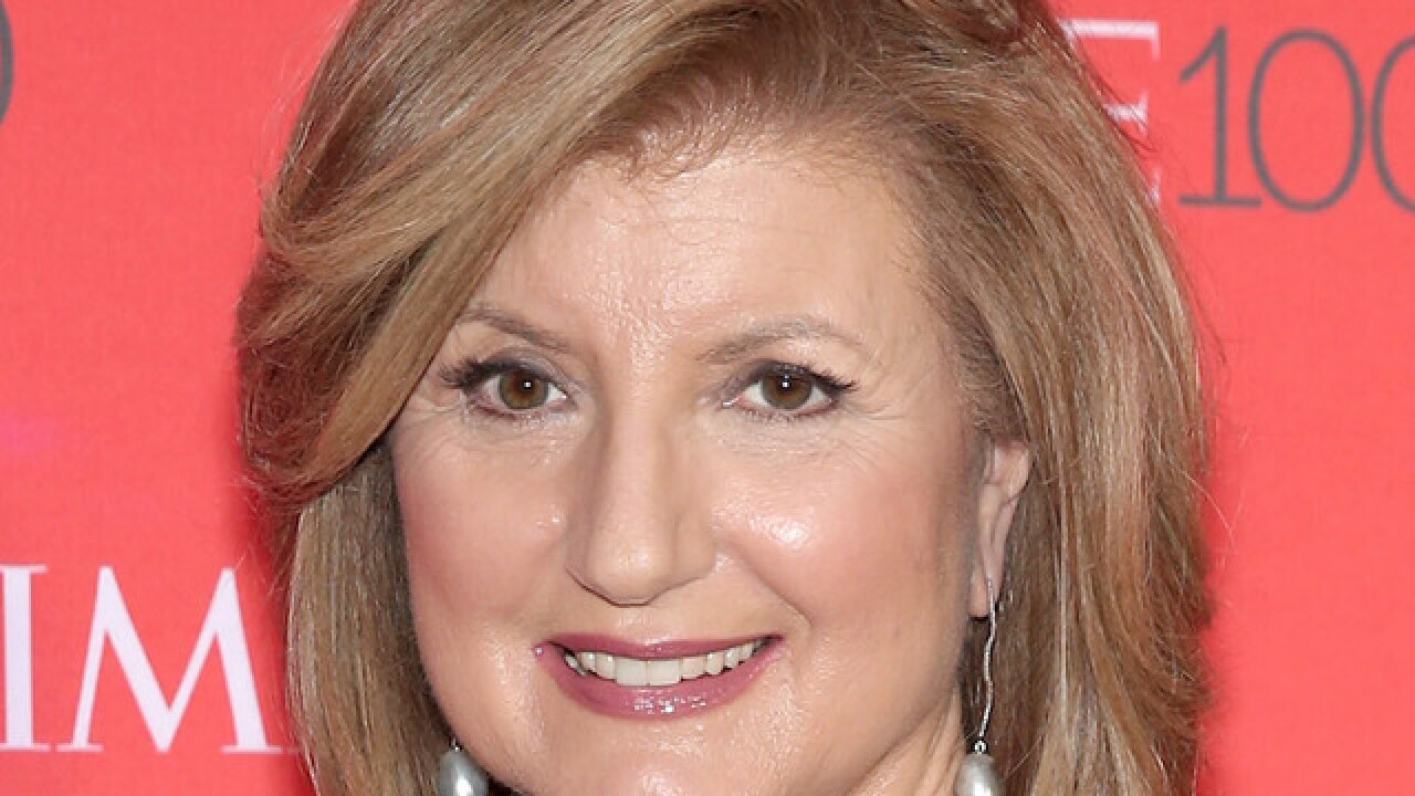 Arianna Huffington leaving Huffington Post