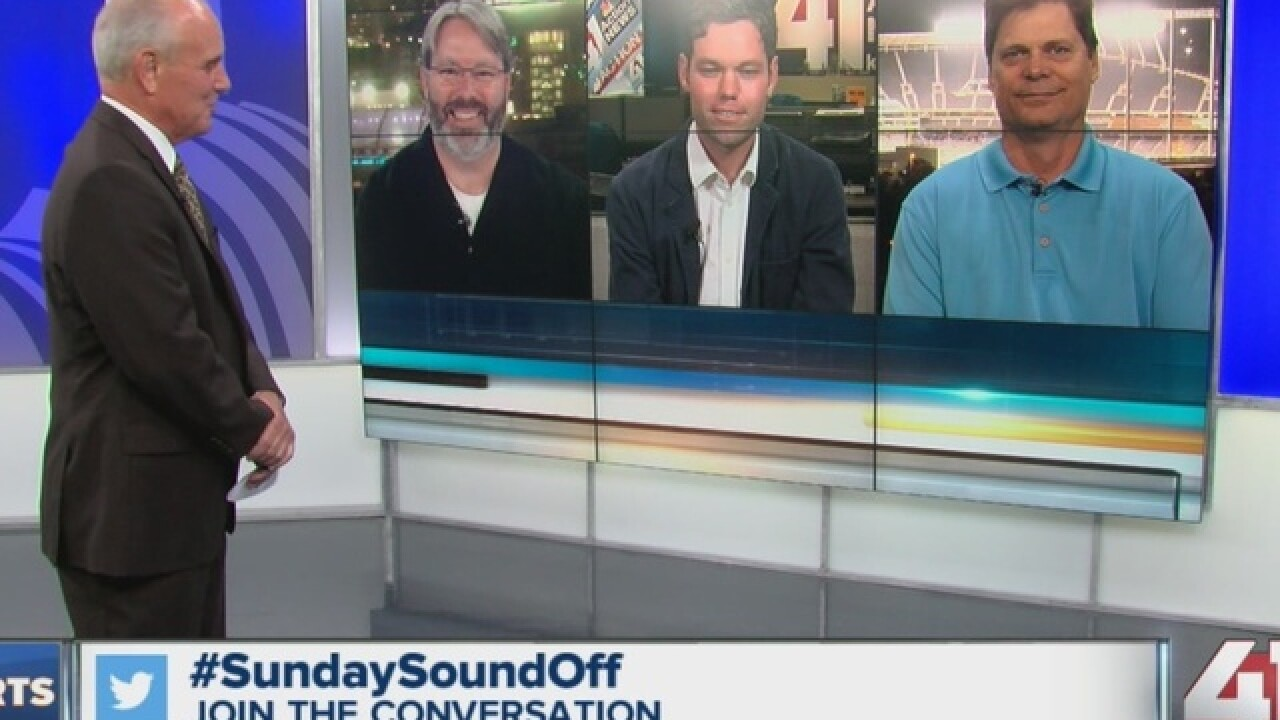 Sunday Sound Off: Royals Injuries