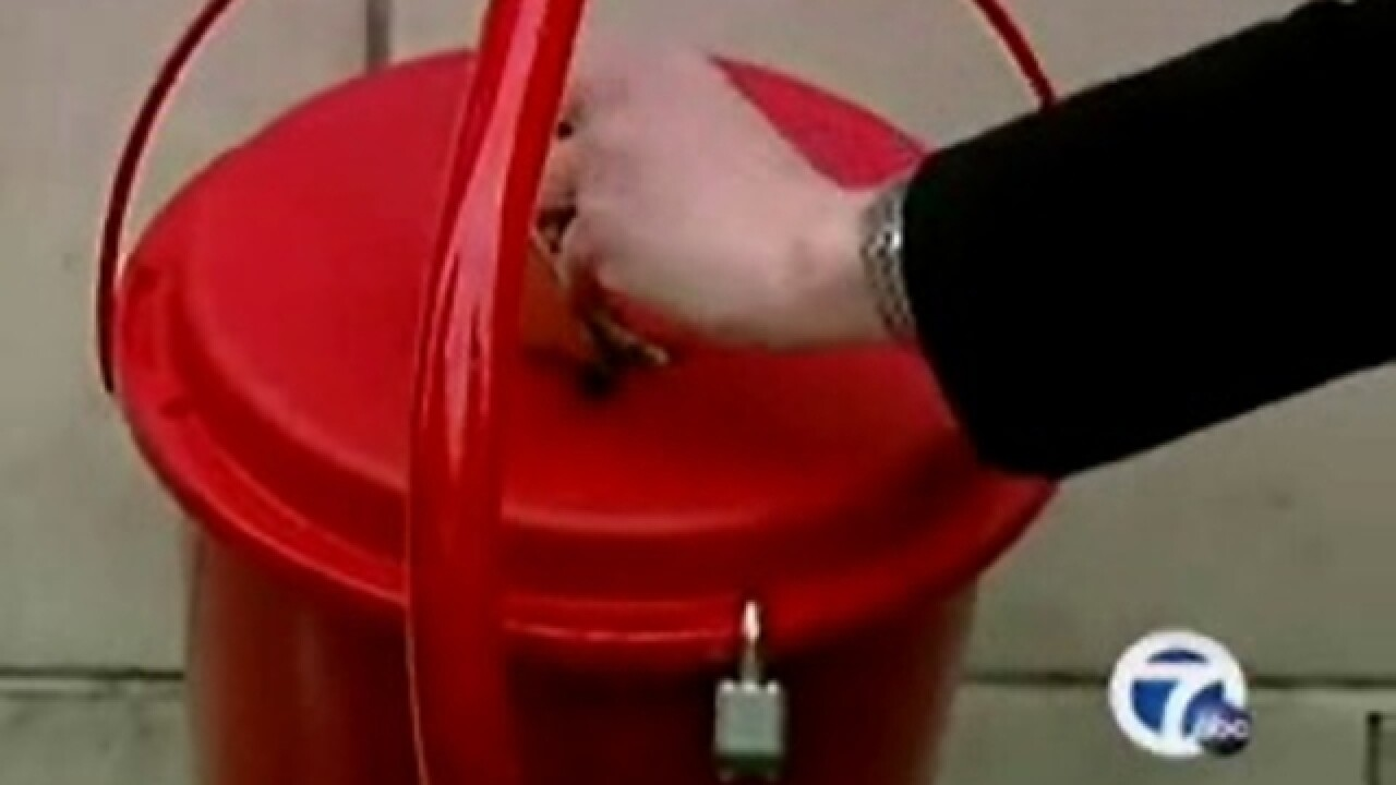 Salvation Army seeking holiday bell ringers
