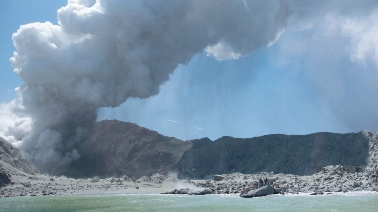 Seventeenth person dies from New Zealand's White Island eruption