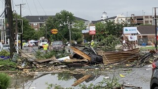 Remnants of Ida brings damage throughout Anne Arundel County