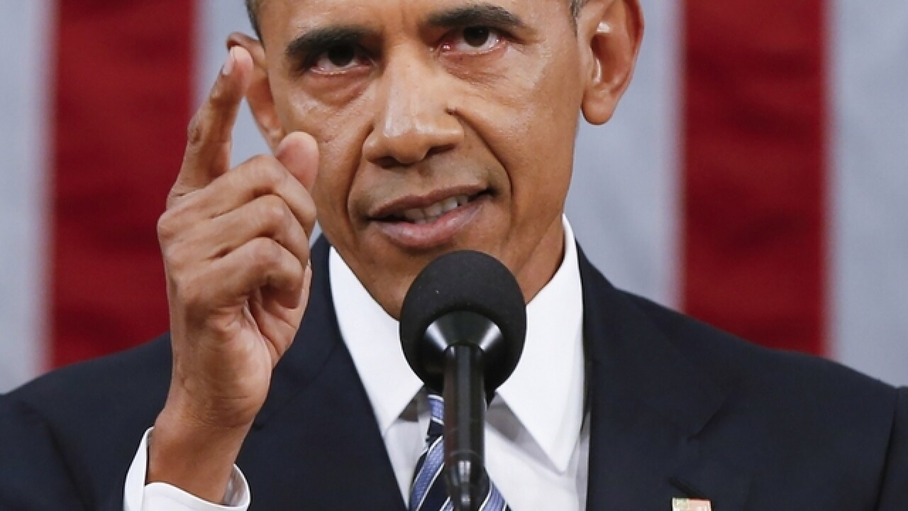 Obama to journalists: Hold candidates liable