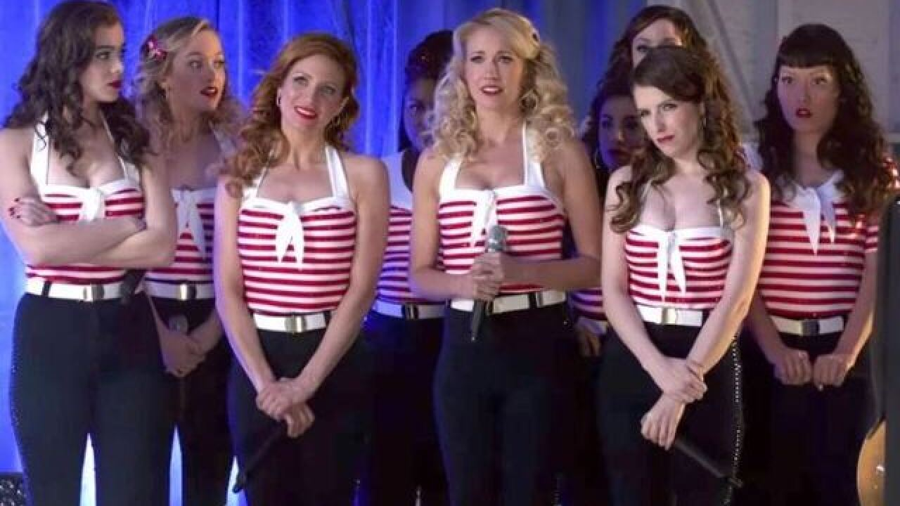 'Pitch Perfect 3' sings on home video