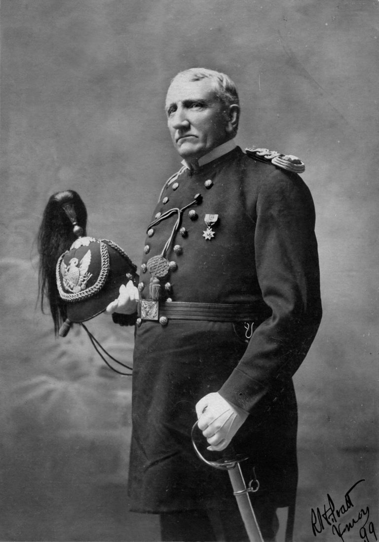 Capt. Richard Henry Pratt