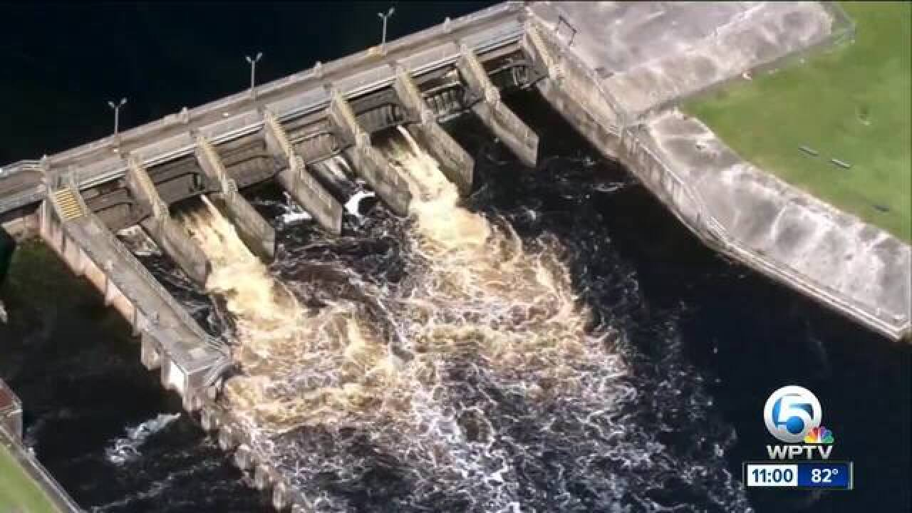 Army Corps to increase Lake Okeechobee discharges