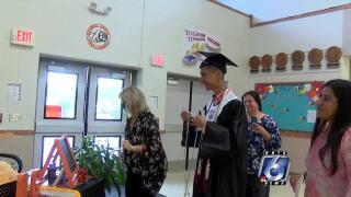 Orange Grove seniors cherish a walk to remember