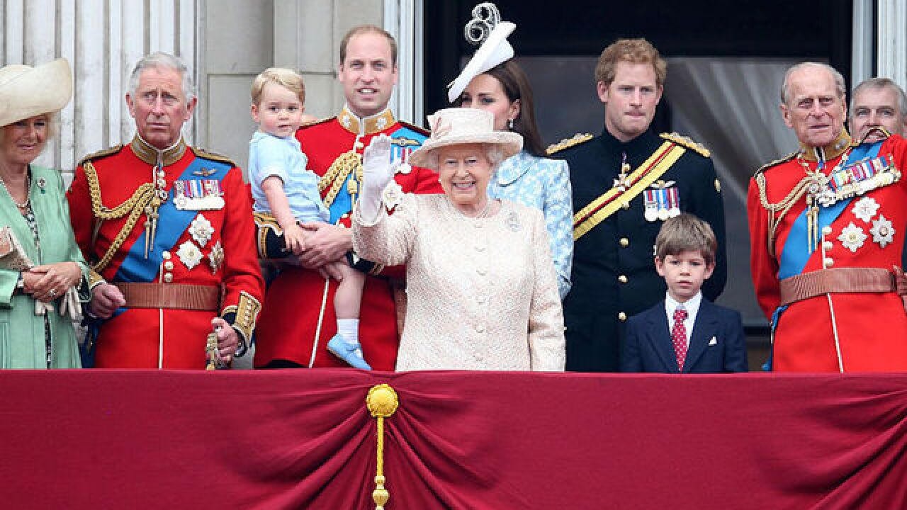 Quiz: How much do you know about the Royal Family?