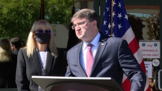 US Secretary of Veterans Affairs makes trip to Missoula
