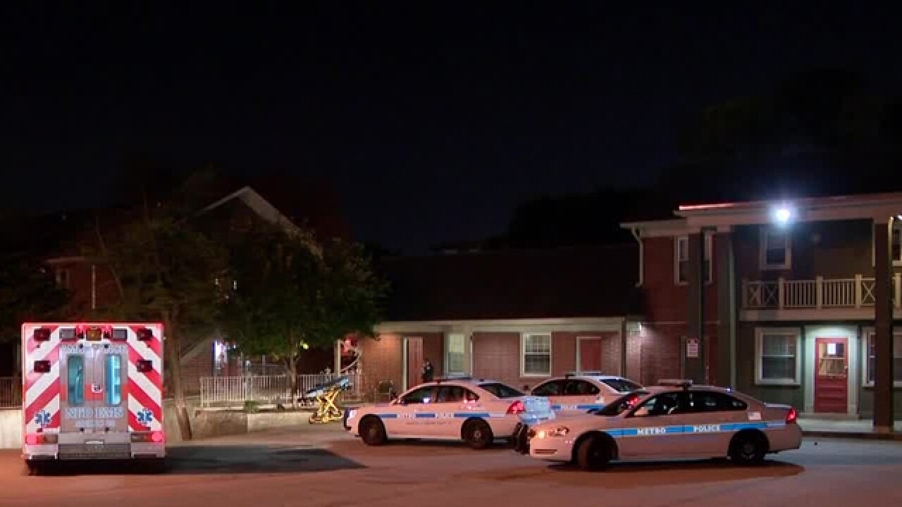 Elderly Man Held At Gunpoint In Nashville