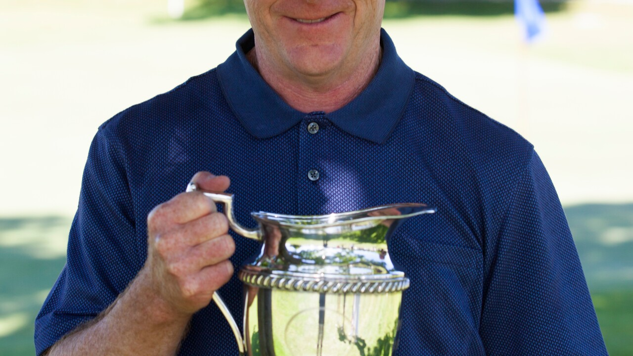 U.S. Hickory Open: Rick Woeckener Wins at Belvedere with Hickory Shafted Golf Clubs