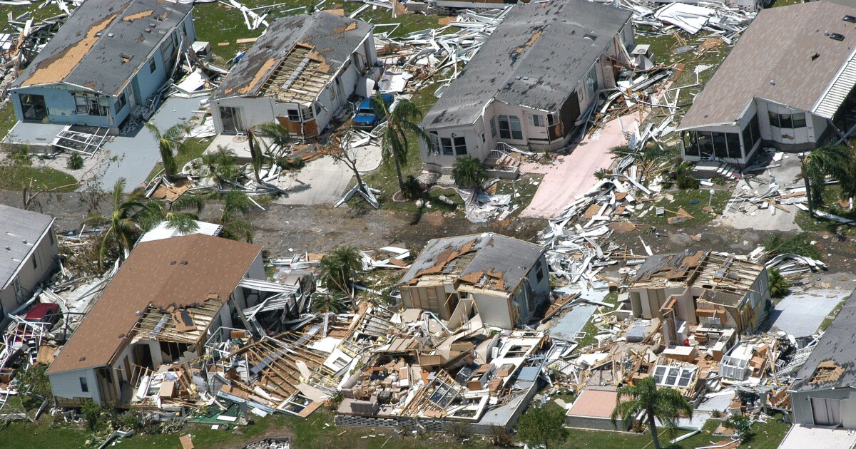 Hurricane Charley hit Florida 15 years ago today