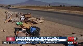 Bakersfield Clean City Initiative