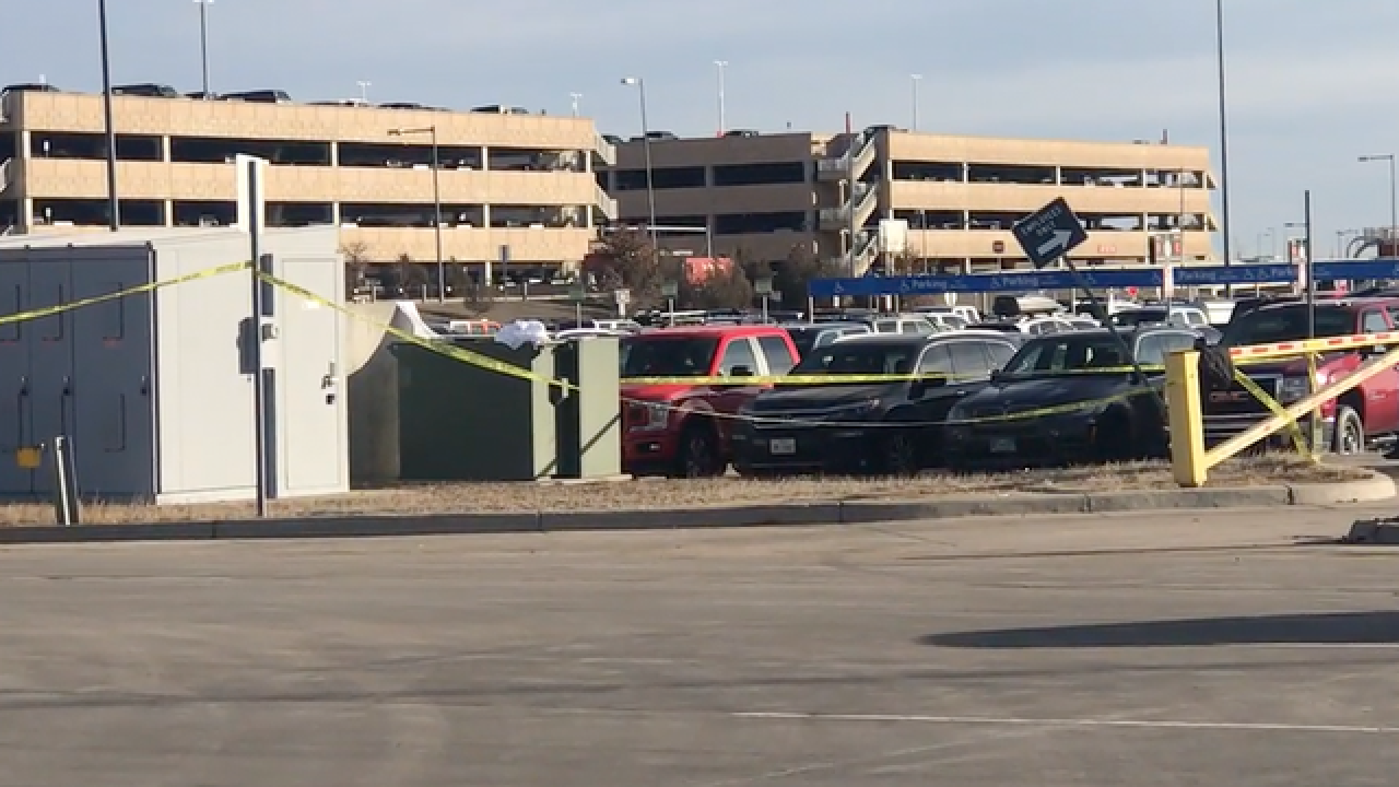 Police conducting death investigation at Denver International Airport after body found