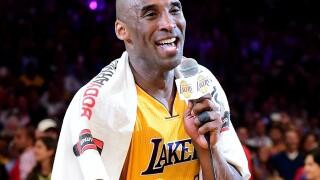 Kobe Bryant nominated for Oscar for 'Dear Basketball'