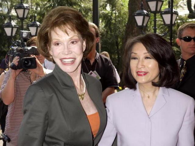 Photos: Mary Tyler Moore through the years