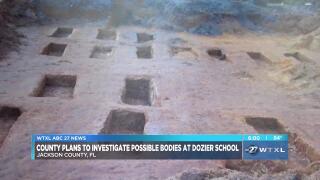 Dozier School for Boys graves
