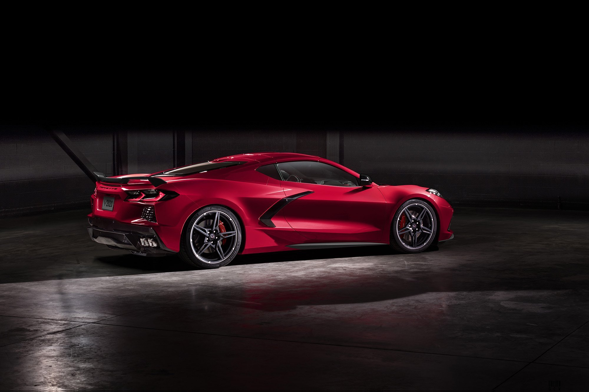 Photos: Chevy's new redesigned Corvette