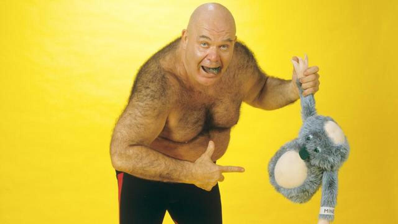 WWE Hall of Famer and Detroit native George 'The Animal' Steele dies