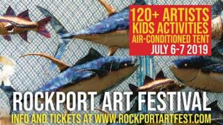 The Rockport Art Festival turns 50 this year