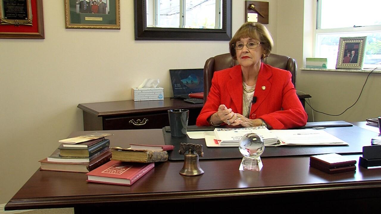 Florida Senator Gayle Harrell (R- Stuart)