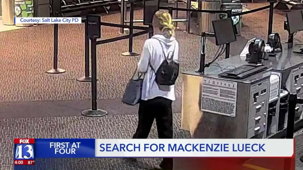 SLC Police looking into 'all facets of her life' to find MacKenzie Lueck