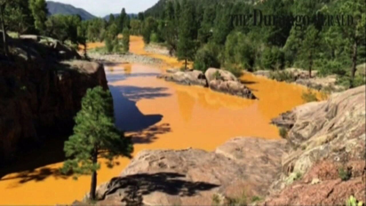 Gov. Herbert declares state of emergency in Utah after Gold King Mine release