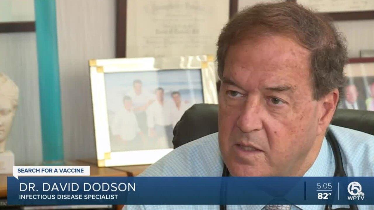 Dr. David Dodson