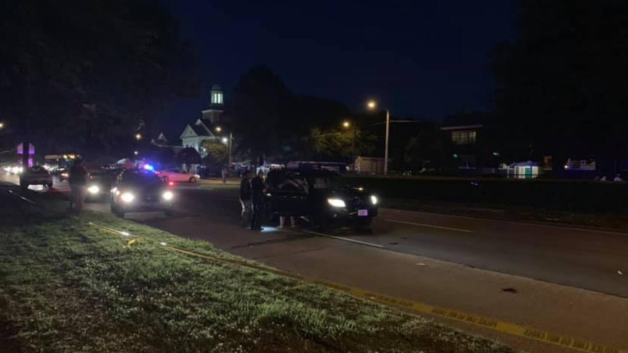 Woman killed after being struck by car in Norfolk near GreekFestival