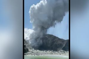 5 dead after volcano erupts in New Zealand