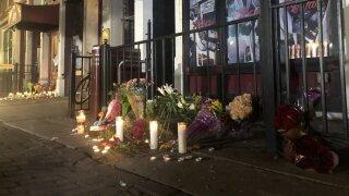 Vigil for Dayton shooting victims